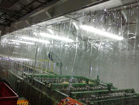 màng nhựa pvc chống tĩnh điện